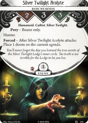 Silver Twilight Recruiter