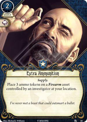 Extra Ammunition
