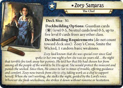 Zoey Samaras