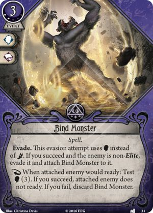 Bind Monster