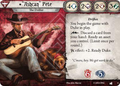 """Ashcan"" Pete"