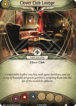 Clover Club Lounge