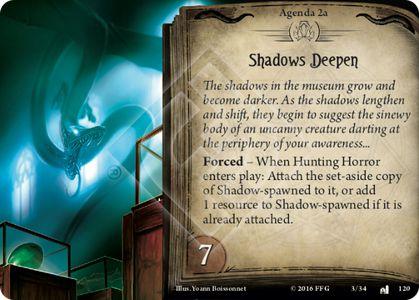 Shadows Deepen