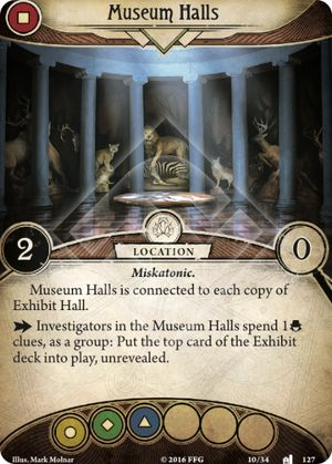 Museum Halls