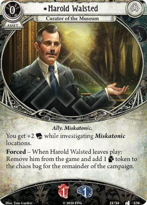 Harold Walsted