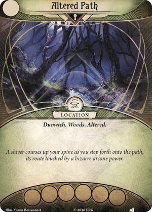 Altered Path