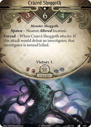 Crazed Shoggoth