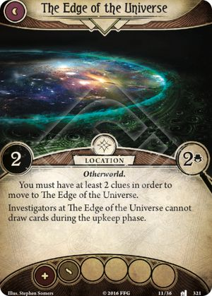 The Edge of the Universe
