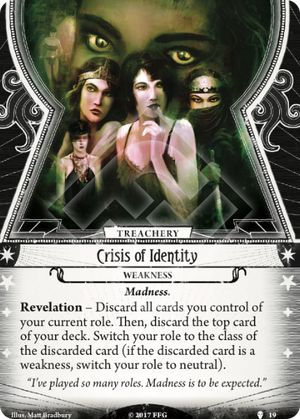 Crisis of Identity