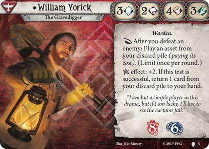 William Yorick