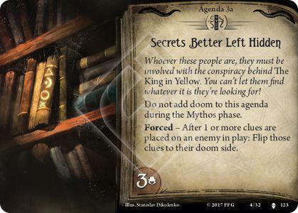Secrets Better Left Hidden