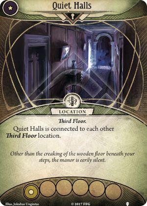 Quiet Halls