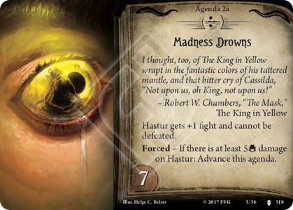 Madness Drowns