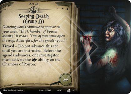 Seeping Death (Group B)