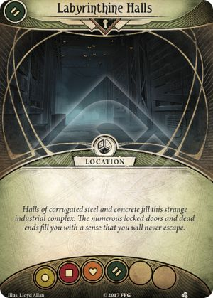 Labyrinthine Halls