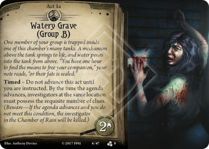 Watery Grave (Group B)
