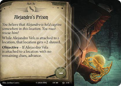 Alejandro's Prison