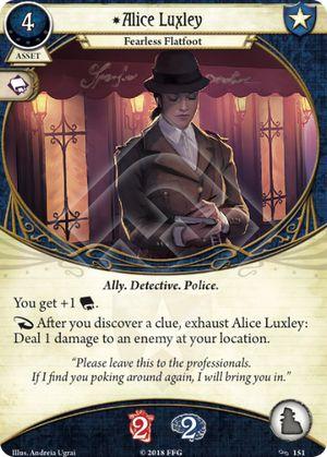 Alice Luxley