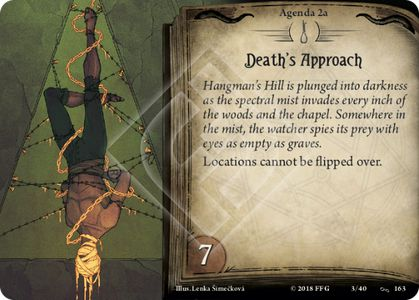 Death's Approach