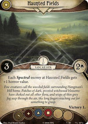 Haunted Fields