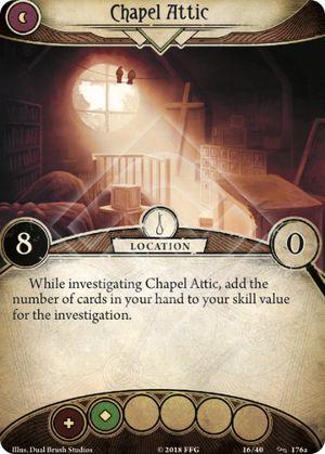 Chapel Attic
