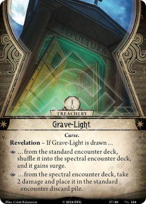 Grave-light