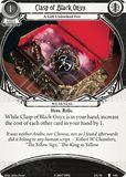 Clasp of Black Onyx
