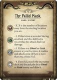 The Pallid Mask