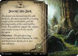 Descent into Dark