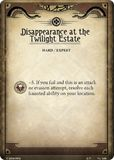 Disappearance at the Twilight Estate