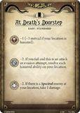 At Death's Doorstep
