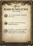 Beyond the Gates of Sleep