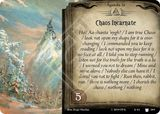 Chaos Incarnate