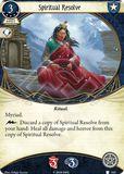 Spiritual Resolve
