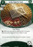 Lucky Cigarette Case
