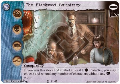 The Blackwood Conspiracy