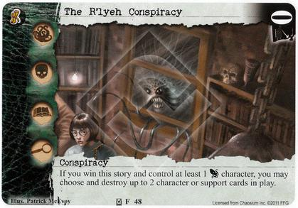 The R'lyeh Conspiracy