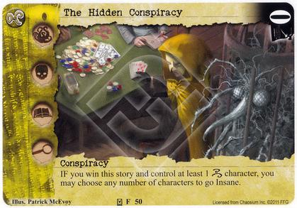 The Hidden Conspiracy