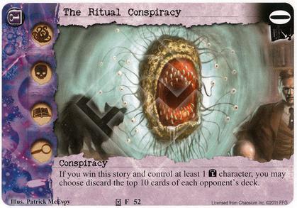 The Ritual Conspiracy