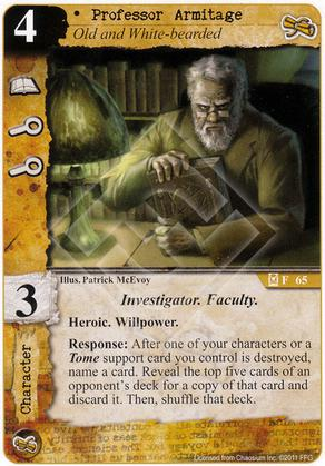 Professor Armitage