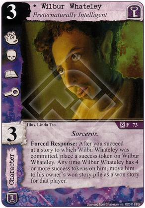 Wilbur Whateley
