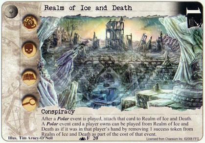 Realm of Ice and Death