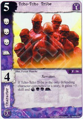 Tcho-Tcho Tribe
