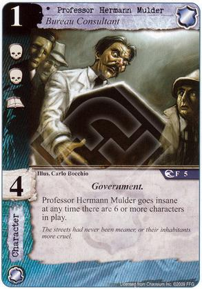 Professor Hermann Mulder