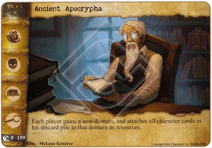 Ancient Apocrypha