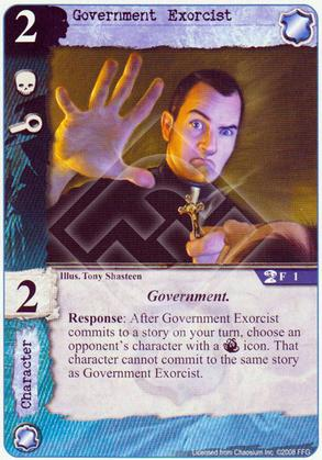 Government Exorcist