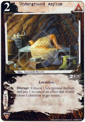 Underground Asylum