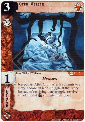 Grim Wraith