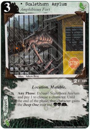 Scalethorn Asylum