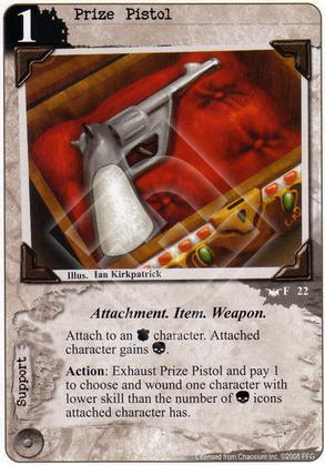 Prize Pistol
